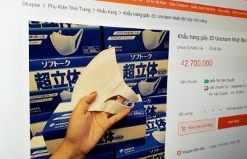 Xử lý hơn 16.000 gian hàng 'thổi' giá sản phẩm chống dịch Covid-19