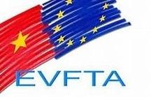 Việt Nam-EU thống nhất cao khả năng EVFTA có hiệu lực tháng 7/2020