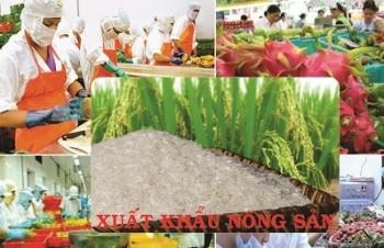 Xuất siêu nông sản 2,8 tỷ USD trong 4 tháng