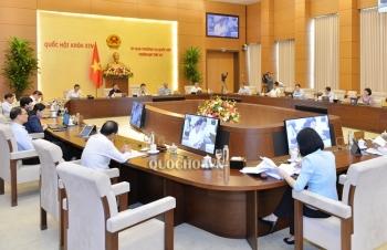 Ủy ban Thường vụ cho ý kiến về cơ chế tài chính-ngân sách đặc thù của Hà Nội