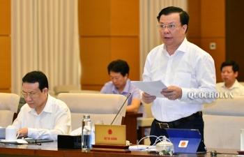 Ủy ban Thường vụ Quốc hội nhất trí thực hiện thí điểm một số cơ chế đặc thù đối với Hà Nội