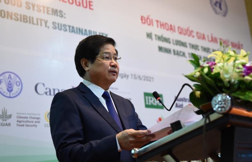 Việt Nam trở thành nhà cung ứng lương thực minh bạch, bền vững cho toàn cầu