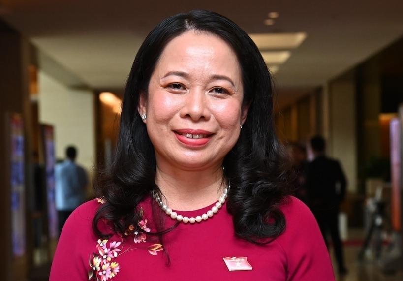 Bà Võ Thị Ánh Xuân giữ chức Phó Chủ tịch nước nhiệm kỳ 2021-2026