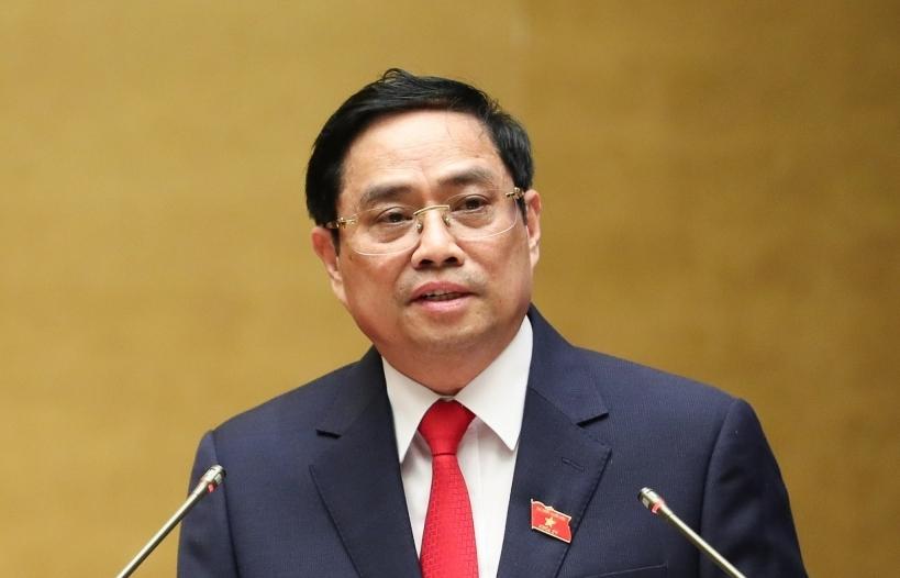 Thủ tướng trình Quốc hội cơ cấu Chính phủ mới gồm 27 thành viên