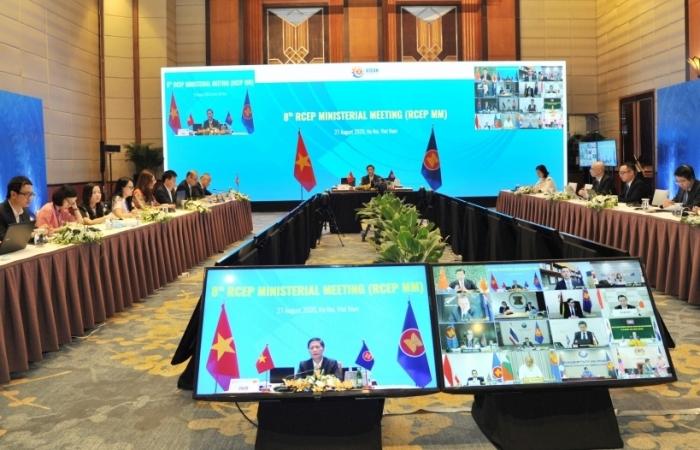 Ký kết Hiệp định RCEP vào tháng 11 tới