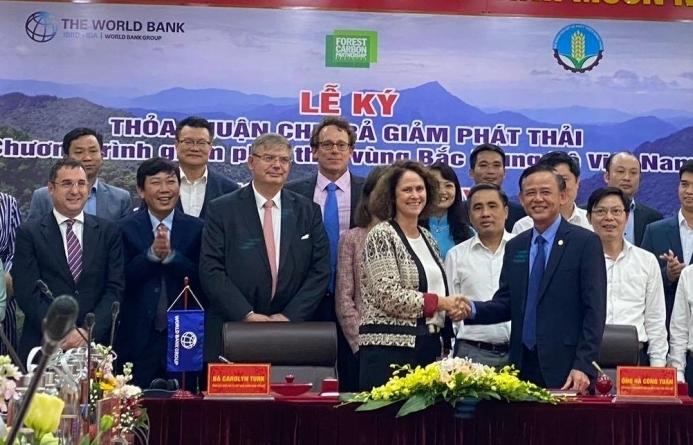 Ký thỏa thuận với WB, Việt Nam thu ngay 1.200 tỷ đồng