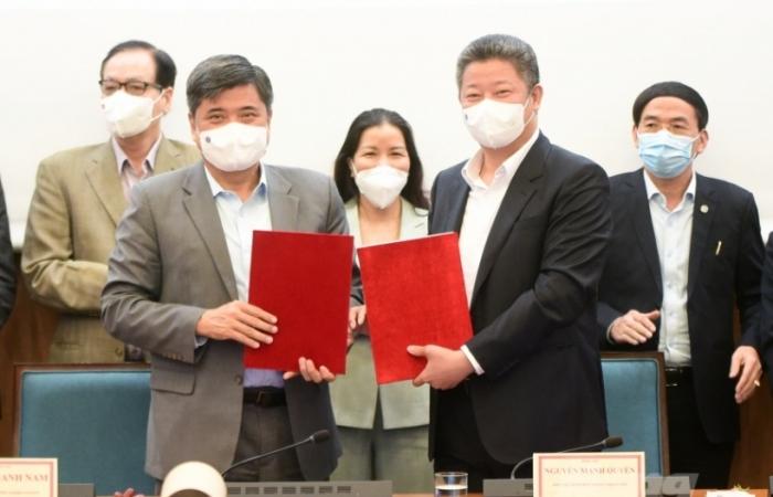 Ký kết hợp tác đảm bảo an toàn thực phẩm giữa Hà Nội và các tỉnh 5 năm