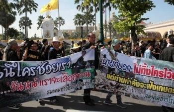 Lo không nhập được hàng Mỹ, Thái Lan thu hồi lệnh cấm Glyphosate