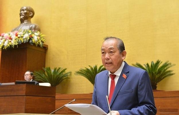 Phó Thủ tướng Trương Hòa Bình: Thị trường tài chính có bước phát triển tích cực