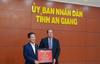 T&T Group đầu tư 8.656 tỷ đồng phát triển đô thị mới tại An Giang