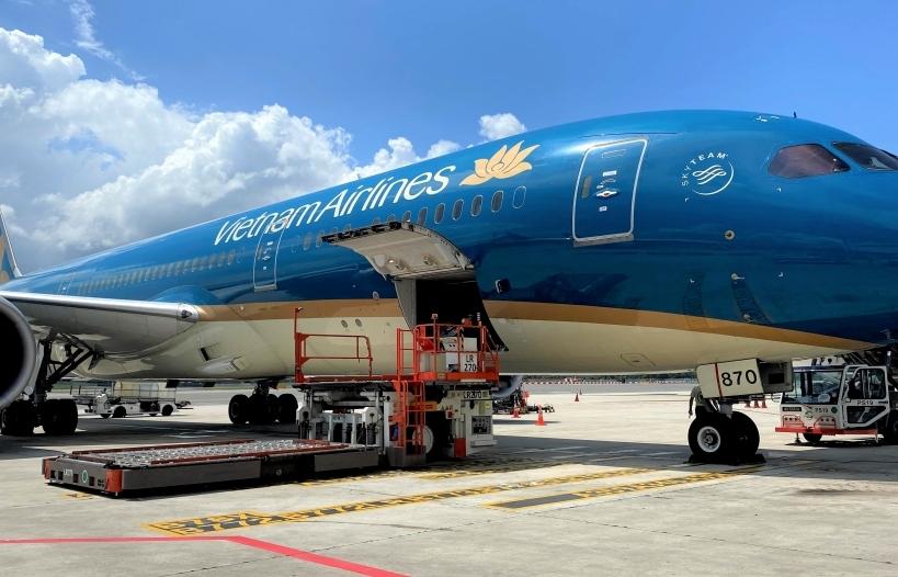 Vietnam Airlines đề xuất trở thành hãng hàng không vận chuyển vaccine Covid-19 về Việt Nam