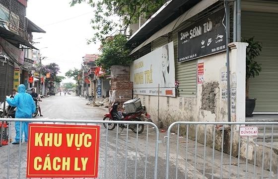 Hà Nội: Tiếp tục truy vết và không để sót trường hợp F1