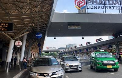 Đề xuất mức giá vé xe ô tô vào các sân bay
