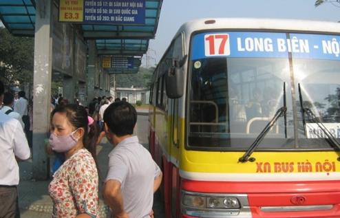 Vì sao Bộ Giao thông từ chối mở thêm 4 tuyến xe buýt đến sân bay Nội Bài?
