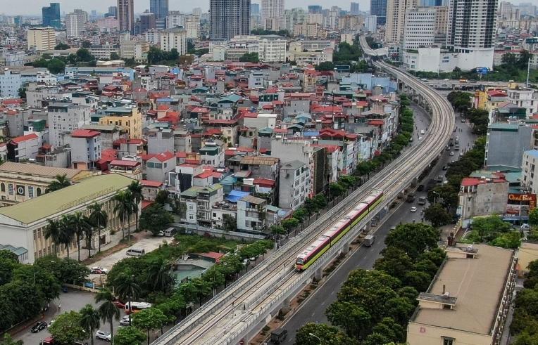 Đề xuất phê duyệt dự án tuyến metro số 3, đoạn ga Hà Nội - Hoàng Mai