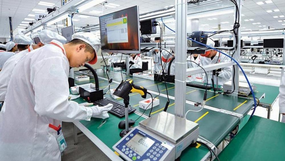 Ngành chế biến, chế tạo dẫn đầu tổng vốn FDI 9 tháng
