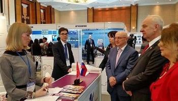 Sẽ có khoảng 500 doanh nghiệp tham gia Triển lãm quốc tế Việt – Nga