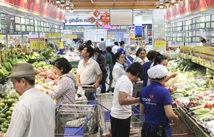 Tổng mức bán lẻ hàng hóa và doanh thu dịch vụ tiêu dùng tháng 11 tiếp tục tăng