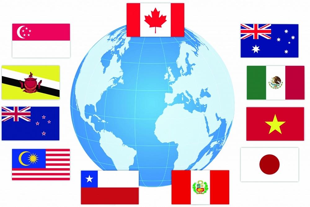 CPTPP  đang thu hút sự quan tâm của nhiều nước