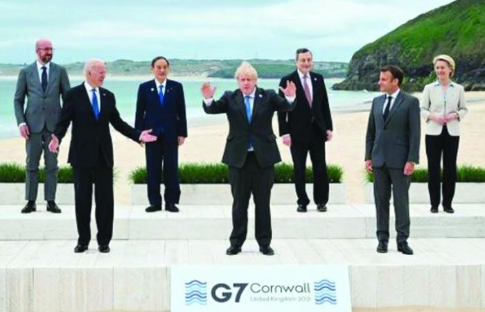G7 và những thông điệp tích cực