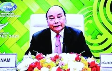 Tinh thần đặc biệt tại hội nghị thượng đỉnh đặc biệt của APEC
