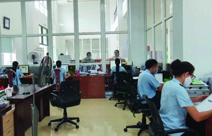 Hải quan Nghệ An:  Tiếp sức doanh nghiệp trong đại dịch