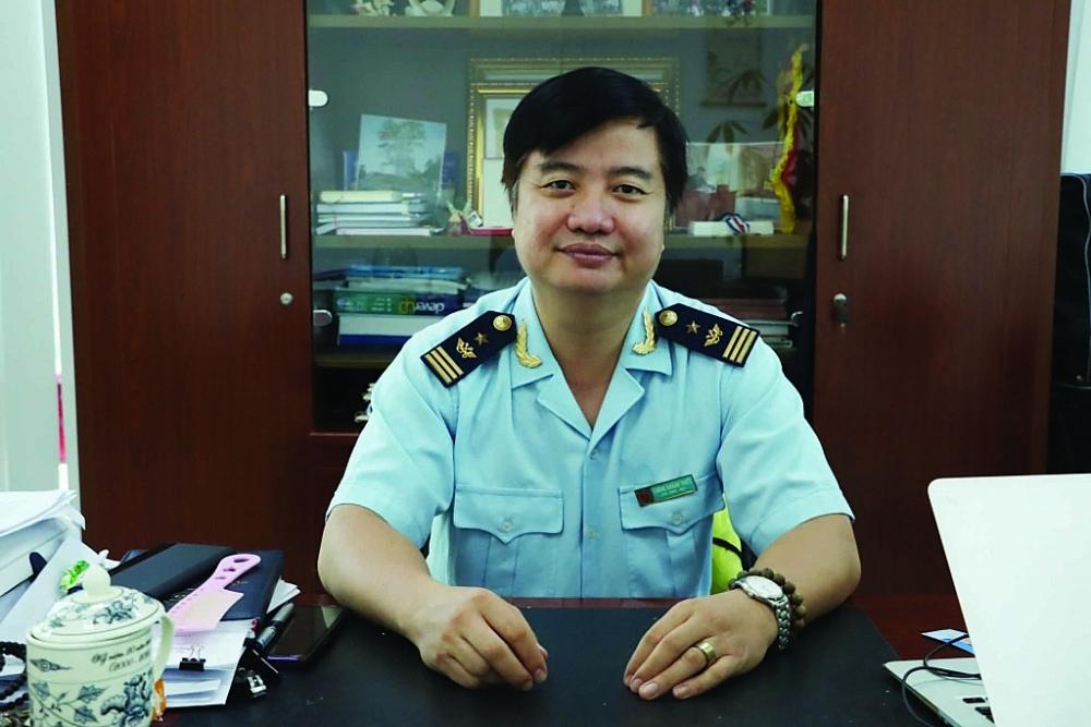 Phó Vụ trưởng, Phó trưởng ban phụ trách Ban Cải cách hiện đại hóa Hải quan (Tổng cục Hải quan) Lương Khánh Thiết