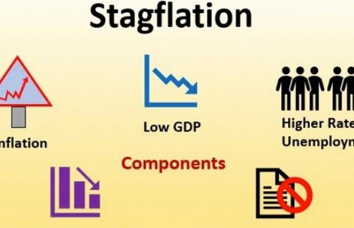 Lạm phát đình trệ đe dọa sự hồi phục kinh tế thế giới
