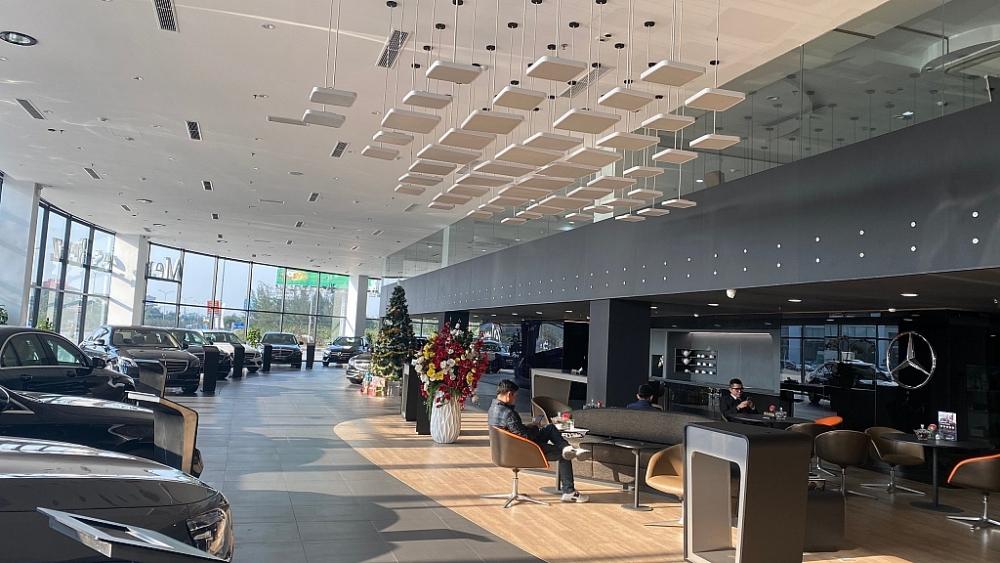 Mercedes-Benz khai trương đại lý tiêu chuẩn MAR2020 lớn nhất khu vực Bắc và Bắc Trung Bộ