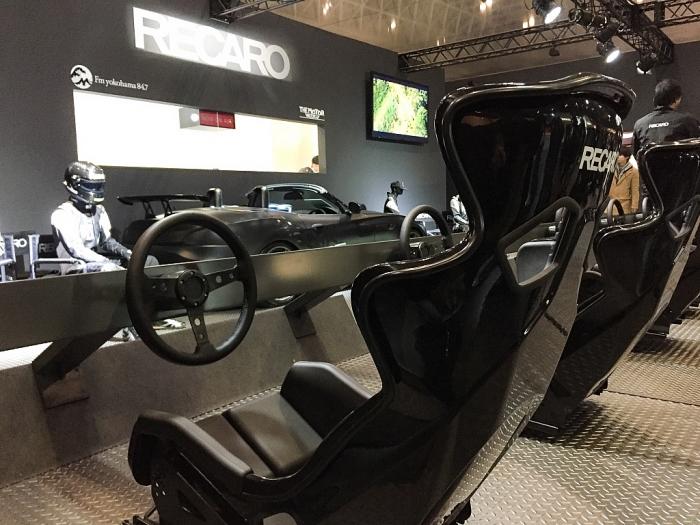 THACO xuất khẩu khung ghế composite sang Nhật