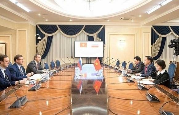 Nghị sỹ và học giả Nga đánh giá cao vai trò của Việt Nam trong ASEAN
