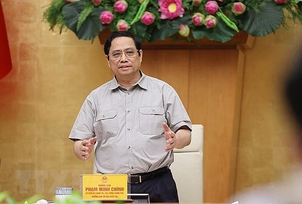 Thủ tướng: Phấn đấu đến 30/9 trở lại trạng thái bình thường mới | Y tế | Vietnam+ (VietnamPlus)