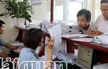 Xử lý thuế với nguyên liệu NK bị thiệt hại do thiên tai