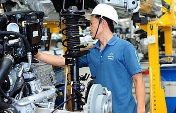 Điều kiện để linh kiện ô tô ở dạng CKD hưởng thuế suất 0%