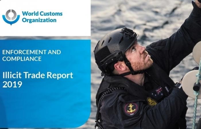 WCO công bố Báo cáo về thương mại bất hợp pháp năm 2019