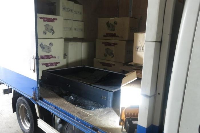 Thu giữ 6.000 thùng thuốc lá lậu