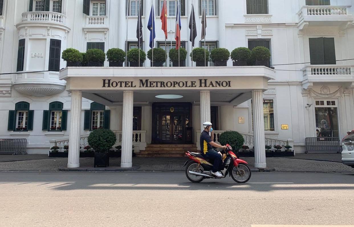 Một số khách sạn tạm dừng hoạt động vì Covid-19