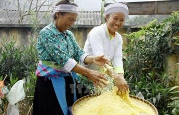 Mèn mén - món ngon đặc sản của dân tộc Mông