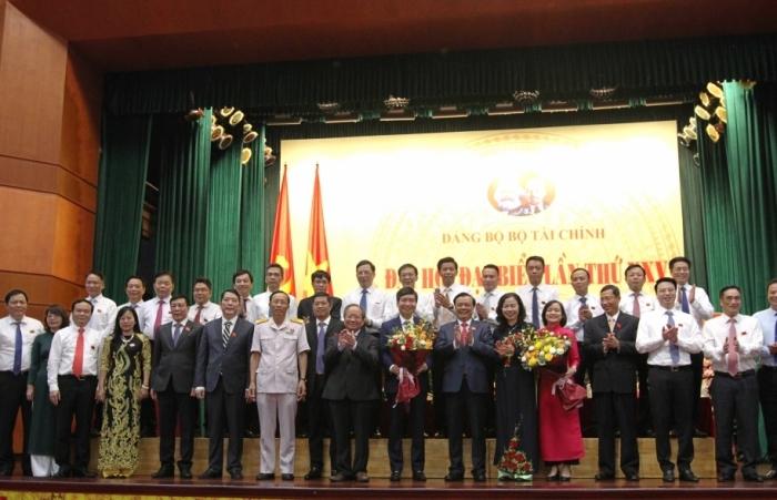 Đồng chí Tạ Anh Tuấn được bầu làm Bí thư Đảng ủy Bộ Tài chính nhiệm kỳ 2020-2025