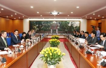Thúc đẩy hợp tác tài chính để nâng cấp quan hệ song phương Việt Nam - New Zealand