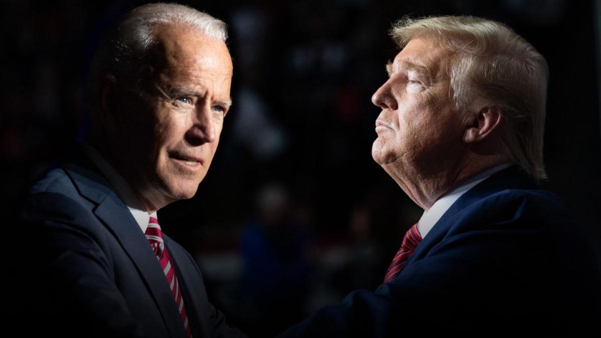 Cuộc bầu cử tổng thống Mỹ cũng sắp đi đến hồi kết khi tới Ngày Phán xét. Ảnh: KT