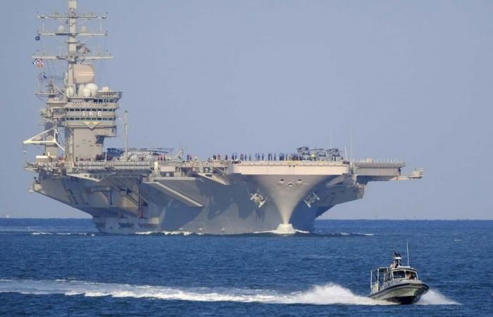 Tiết lộ chiến lược quân sự mới của Mỹ trên Biển Đông nhằm kiềm chế Trung Quốc