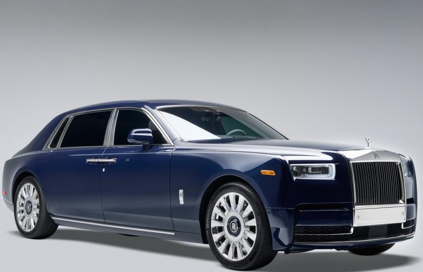 Khám phá Rolls-Royce Phantom Koa