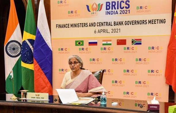 Hội nghị Bộ trưởng Tài chính và Thống đốc ngân hàng nhóm BRICS