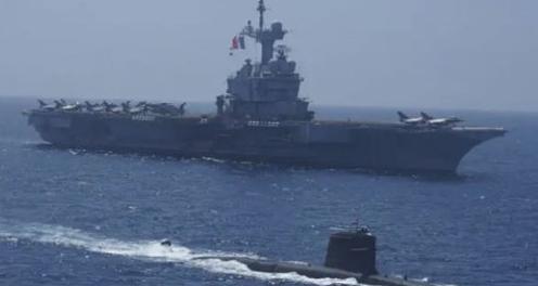 Tập trận VARUNA-2021: Ấn Độ và Pháp phô diễn nhiều vũ khí tối tân