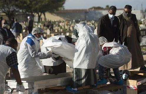 WHO: Châu Phi chưa sẵn sàng đối phó với làn sóng dịch thứ 3 sắp xảy ra