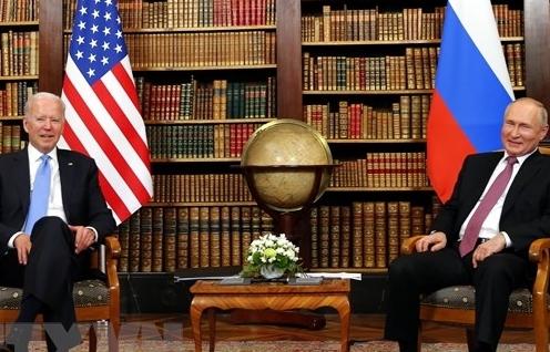 Cuộc gặp Putin-Biden: Nga-Mỹ ra Tuyên bố chung về ổn định chiến lược