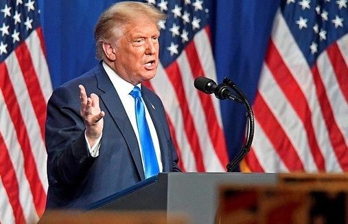 """Đại hội đảng Cộng hòa: Cơ hội """"vàng"""" để Trump hạ bệ đối thủ Biden"""