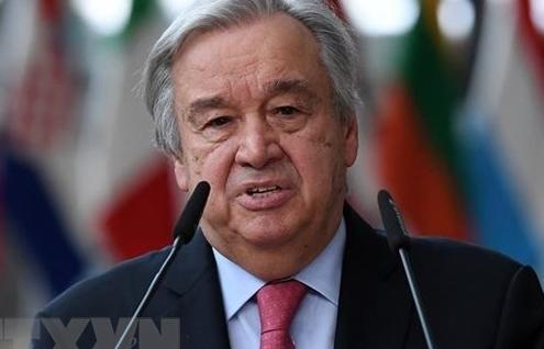 Tổng thư ký Liên hợp quốc kêu gọi đoàn kết đối phó thách thức toàn cầu