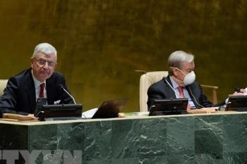 Liên hợp quốc bầu 18 thành viên Hội đồng Nhân quyền
